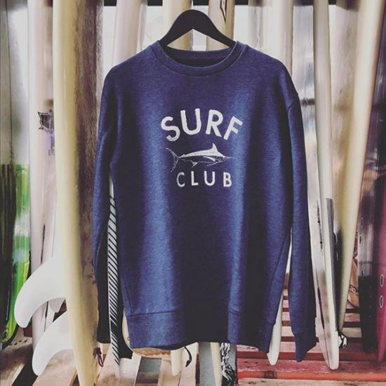 Pure Surfing Co. Surf Club creewneck