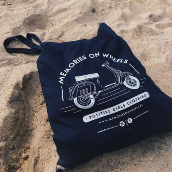 Memories on Wheels bag