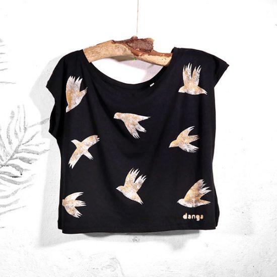 Danga handpainted tshirt